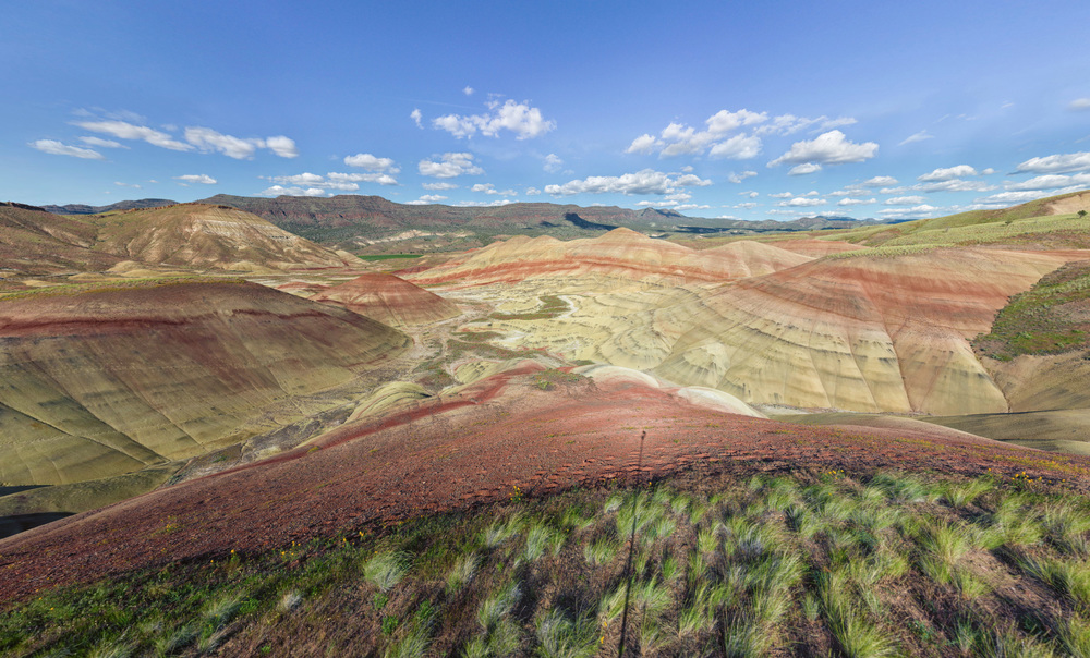 Painted Hills Gigapixel 360° Panorama, 2014 VIEW FULLSCREEN