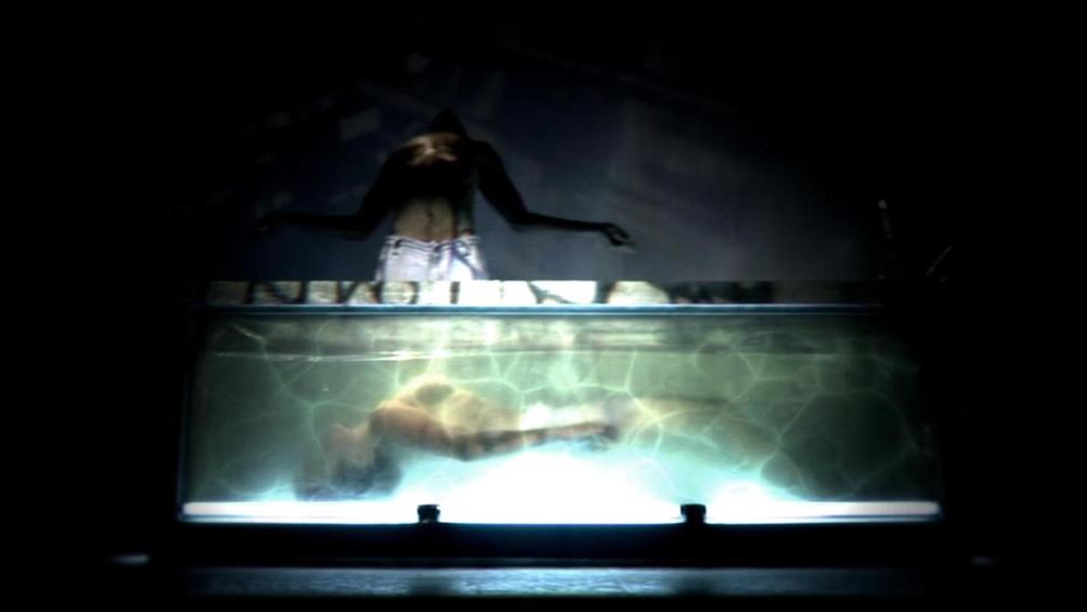 Convulsions - Perturbed actors: Mathieu Furgé & Claire-Marie Alexandre