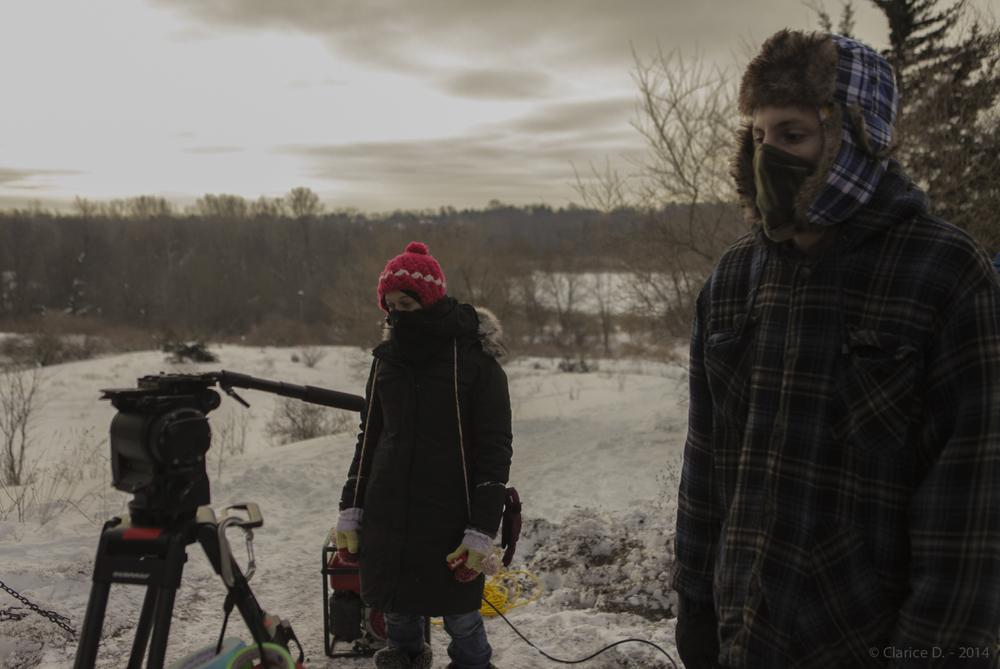 a frozen crew