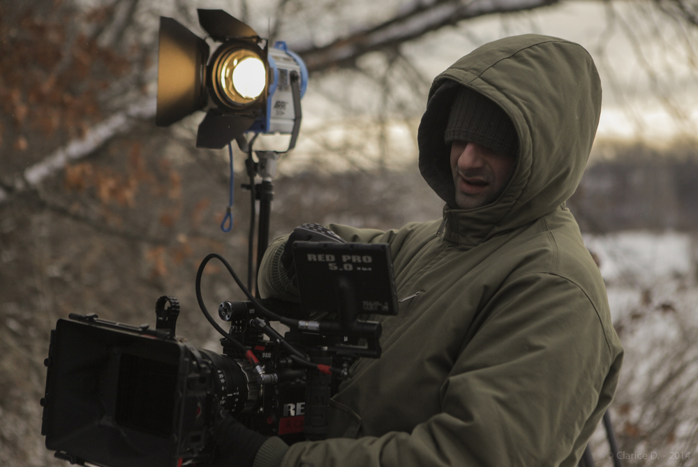 director of photography: Geoff S. George