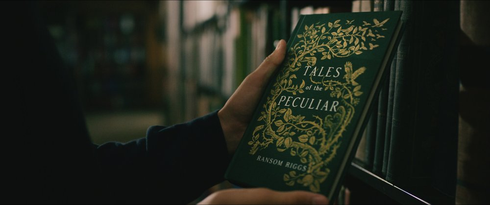 Tales of the Peculiar - a book by Ransom Riggs - 2016
