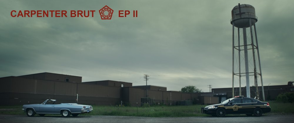 Teaser EP II  - Carpenter Brut