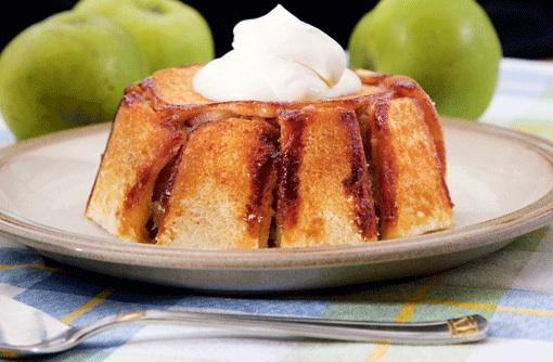 Classic Apple Charlotte George Hirsch Chef And
