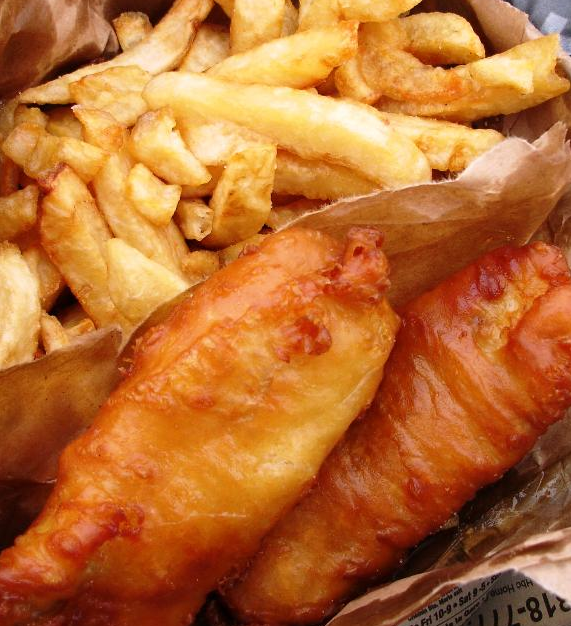 Beer batter cod george hirsch chef and lifestyle tv for Fish batter for cod