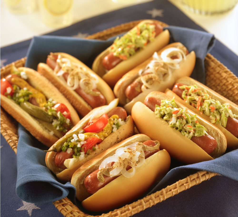 Franks and Hot Dog Recipes