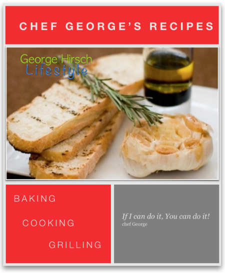 George Hirsch Lifestyle recipes