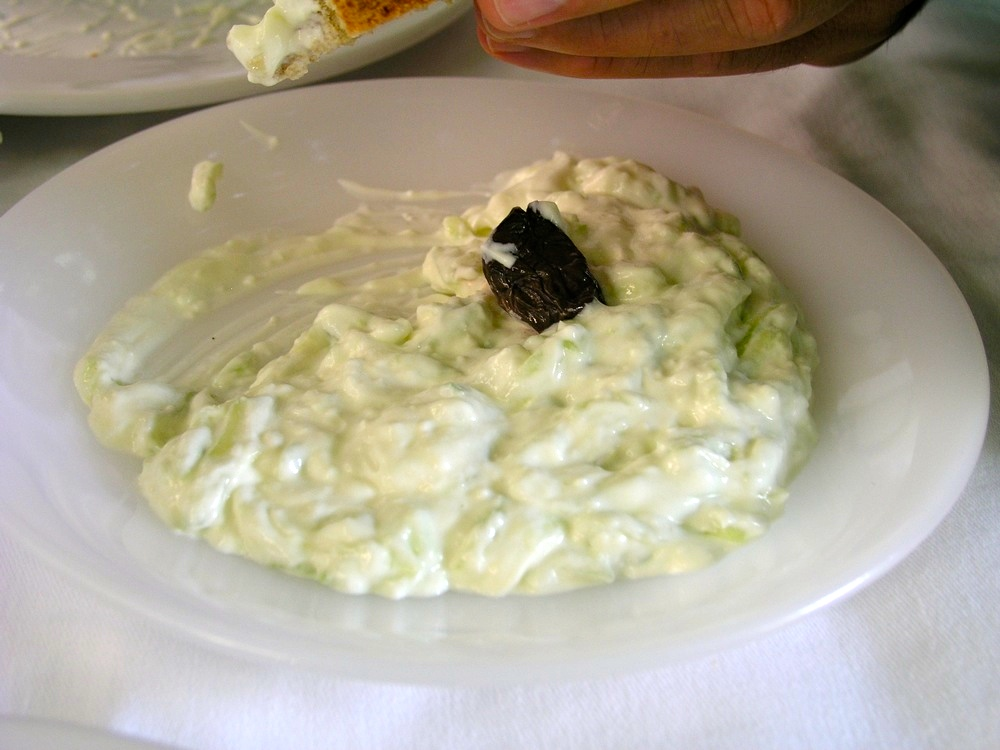 Tzatziki Sauce Recipe by Chef George Hirsch