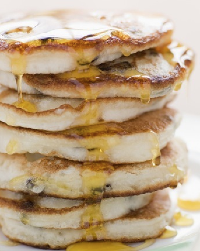 George Hirsch Buttermilk Pancakes