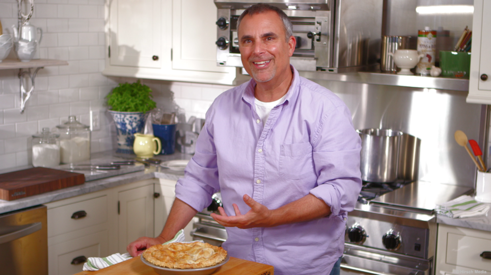 TV Host Chef George Hirsch