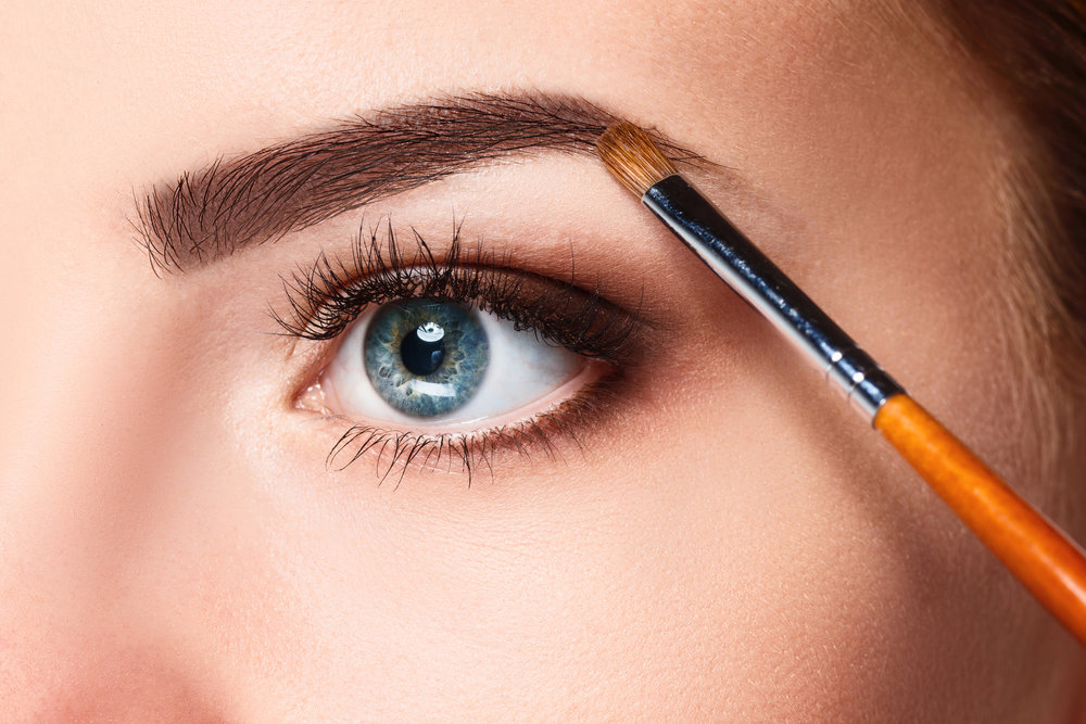 Eyebrows - Learn how to shape and define your brows so that they frame your face and showcase your gorgeous eyes