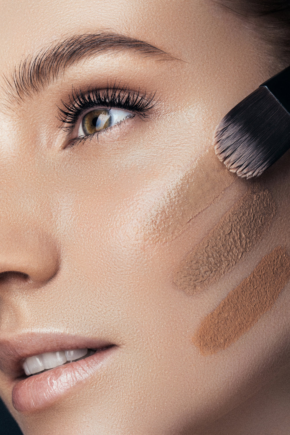 Foundations - Applying the right foundation, tools, techniques and finishes recommended for your skin type