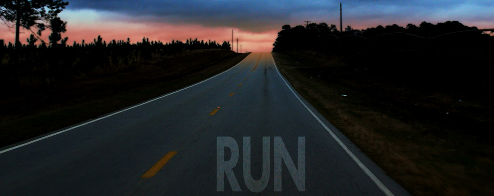 "Opening sequence of ""Run"""