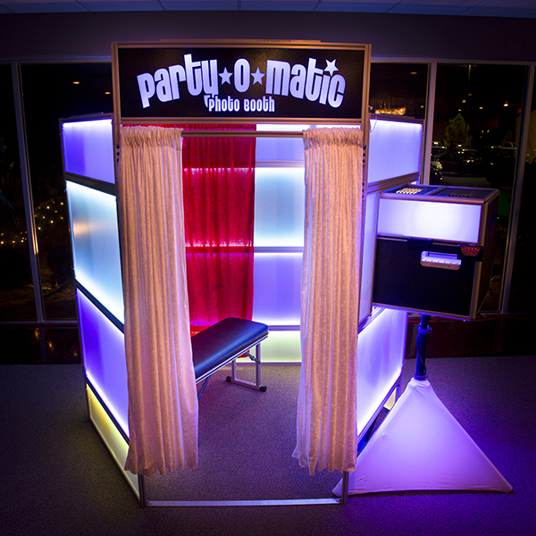 Party-O-Matic Photo Booth