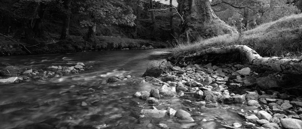 The River Rothay near Pelter Bridge.  Buy a limited edition (of 50) print of this image here .