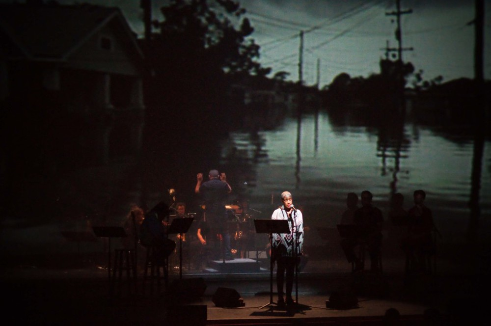 Ted Hearne: Katrina Ballads