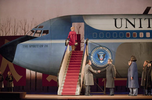 John Adams:  Nixon in China  at the Metropolitan Opera
