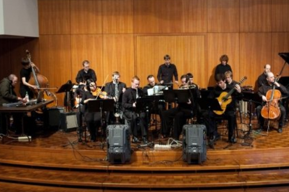 Grand Valley State New Music Ensemble