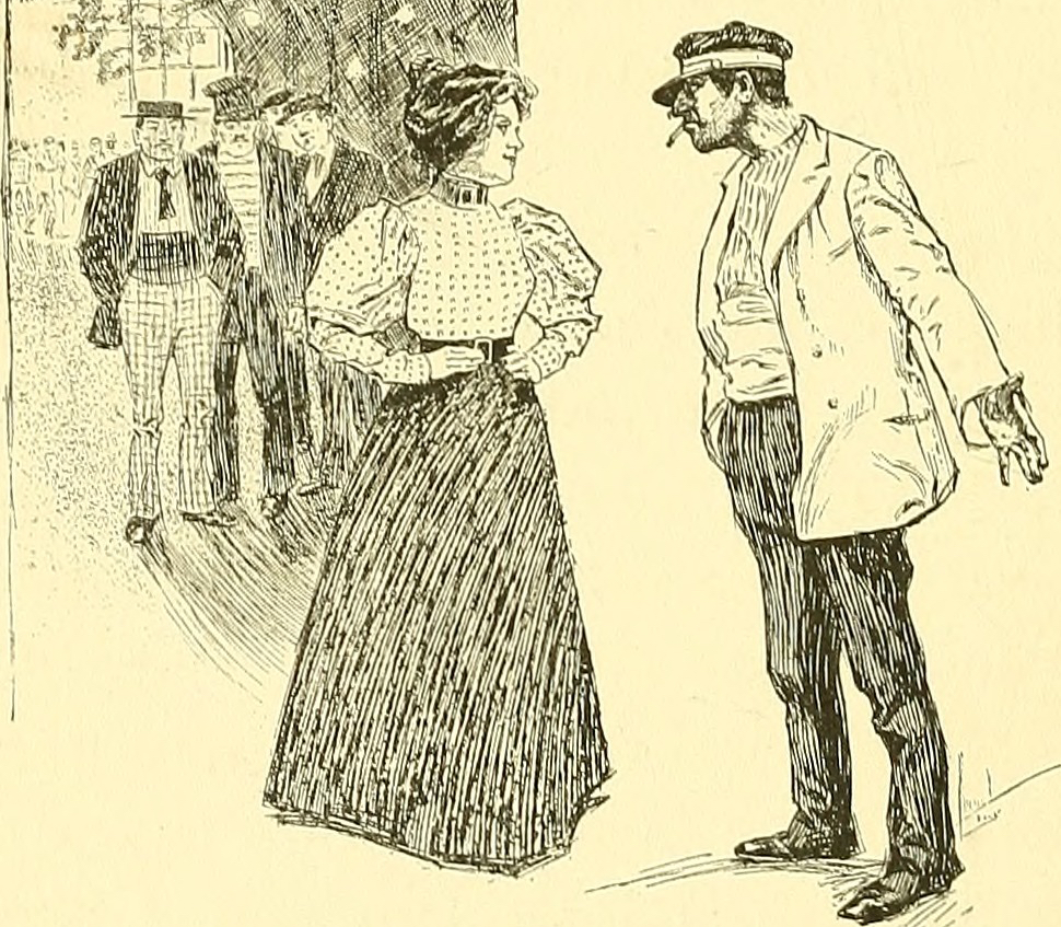 Illustration from page 243 of Bohemian Paris of To-day (1900)