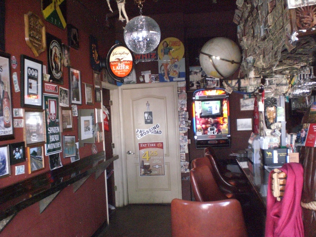 Inside of Pub