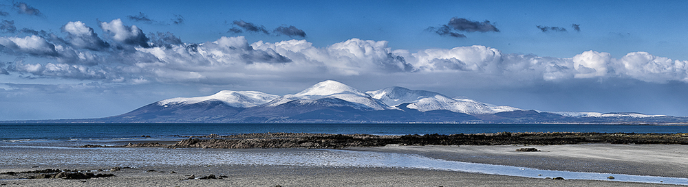 Snowy Mournes