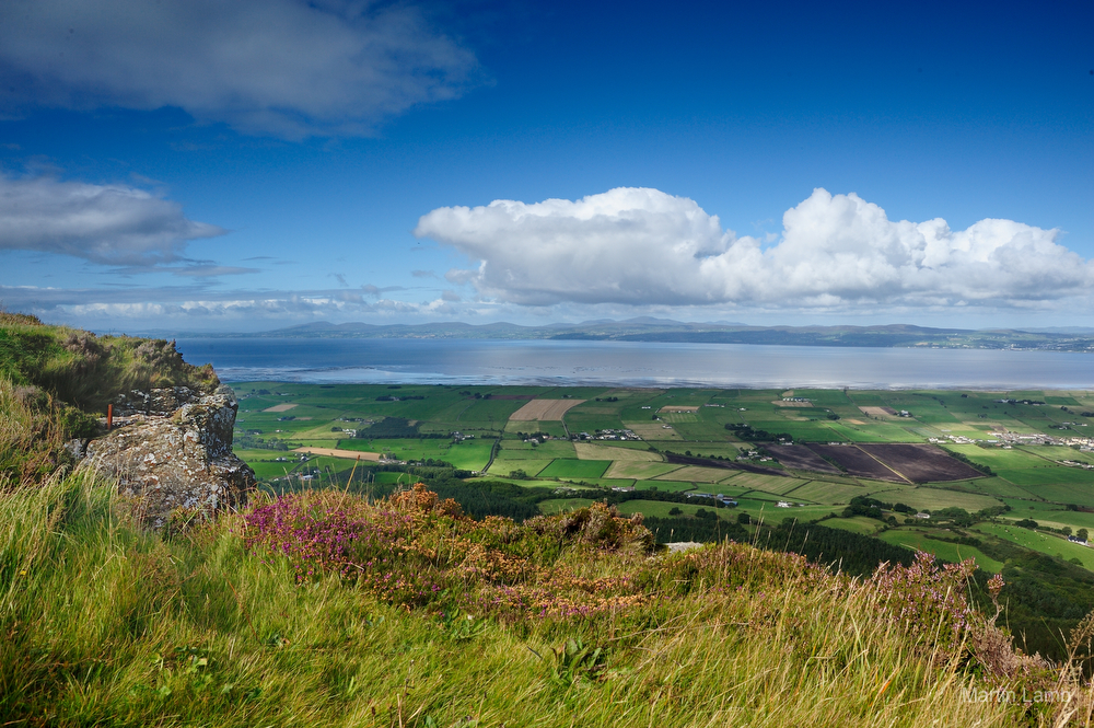 Sep 13 - Binevenagh
