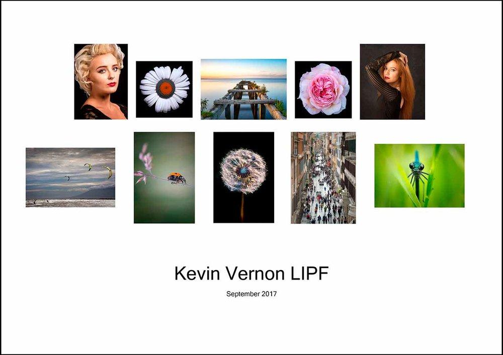 Kevin Vernon LIPF