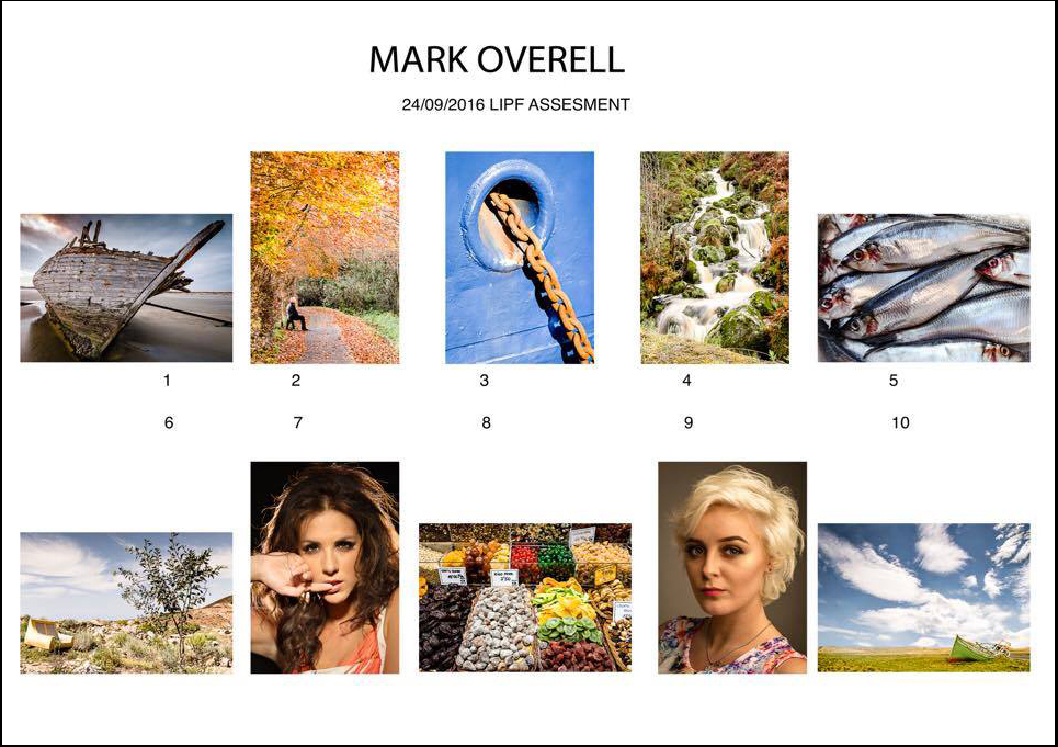 Mark Overell LIPF