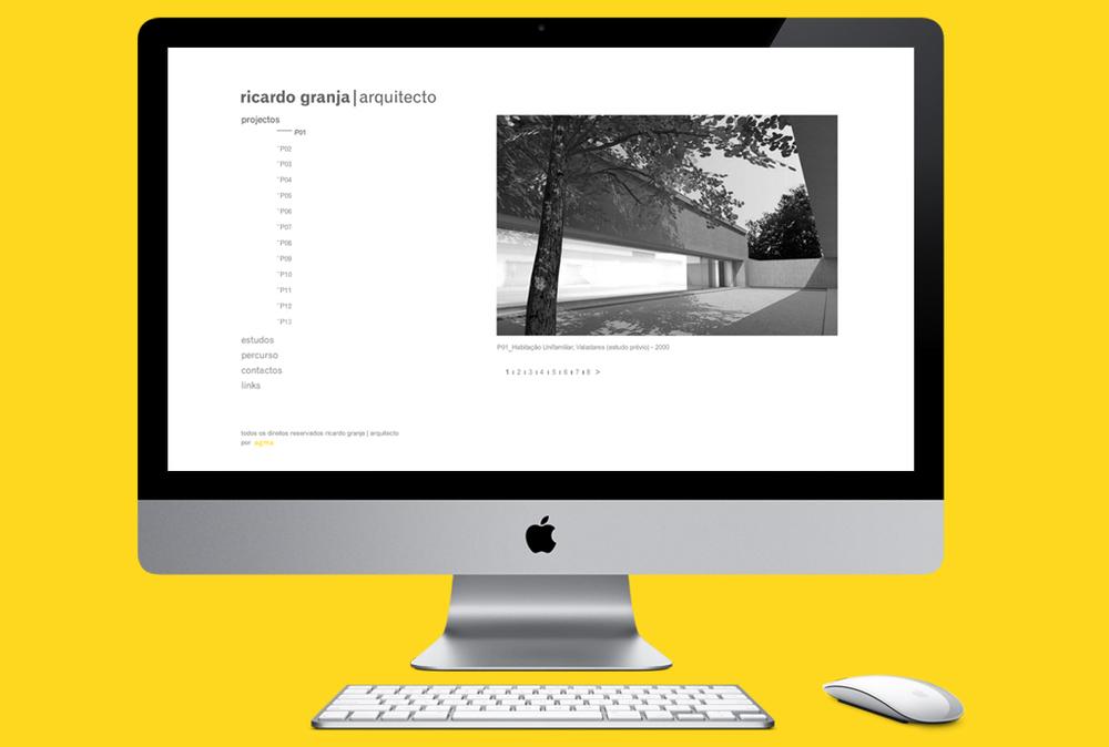 design lead: AGMA   www.ricardogranja.com