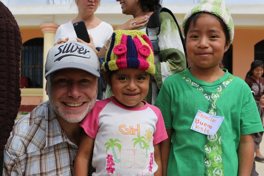 Learn About Our Volunteer Work In Guatemala >