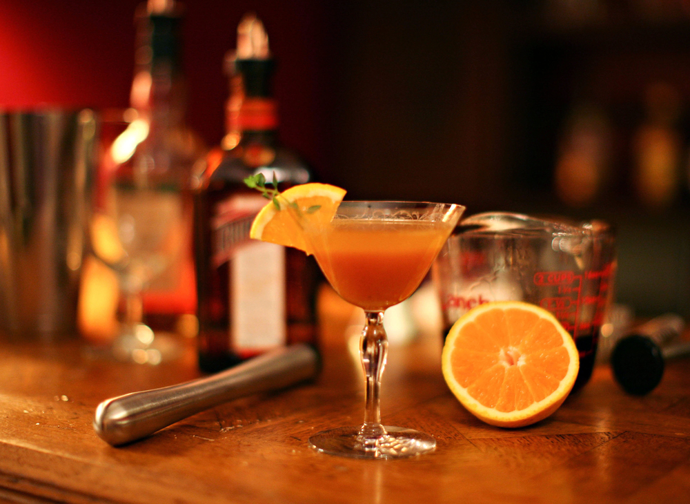 Learn how to make Signature Cocktails
