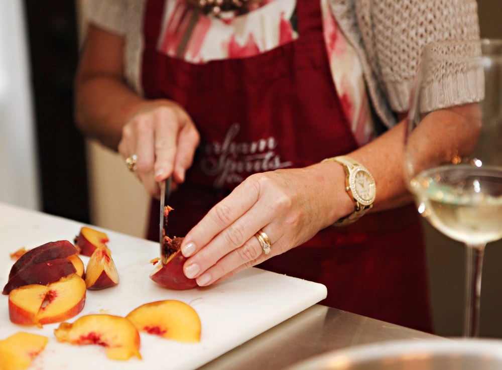 Hands-on Cooking Classes