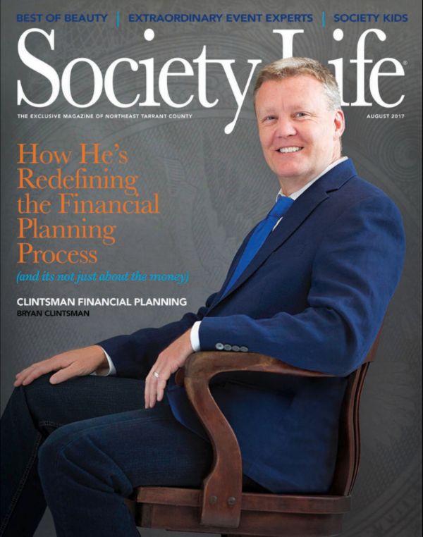 Society Life August 2017 Cover