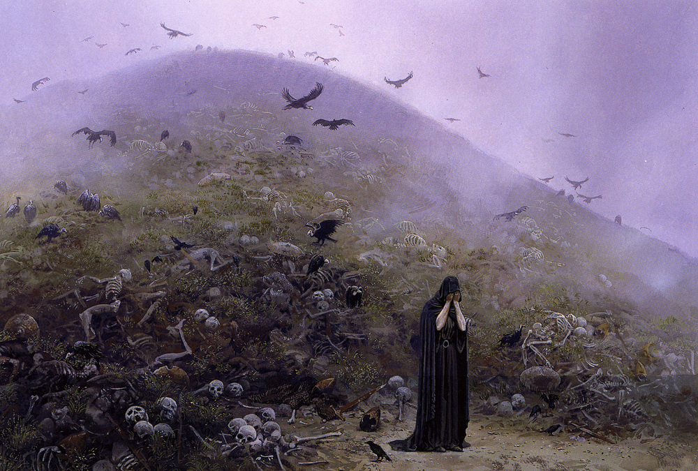 ted-nasmith_the-silmarillion_2_quenta-silmarillion_20_of-the-fifth-battle-nirnaeth-arnoediad2.jpg