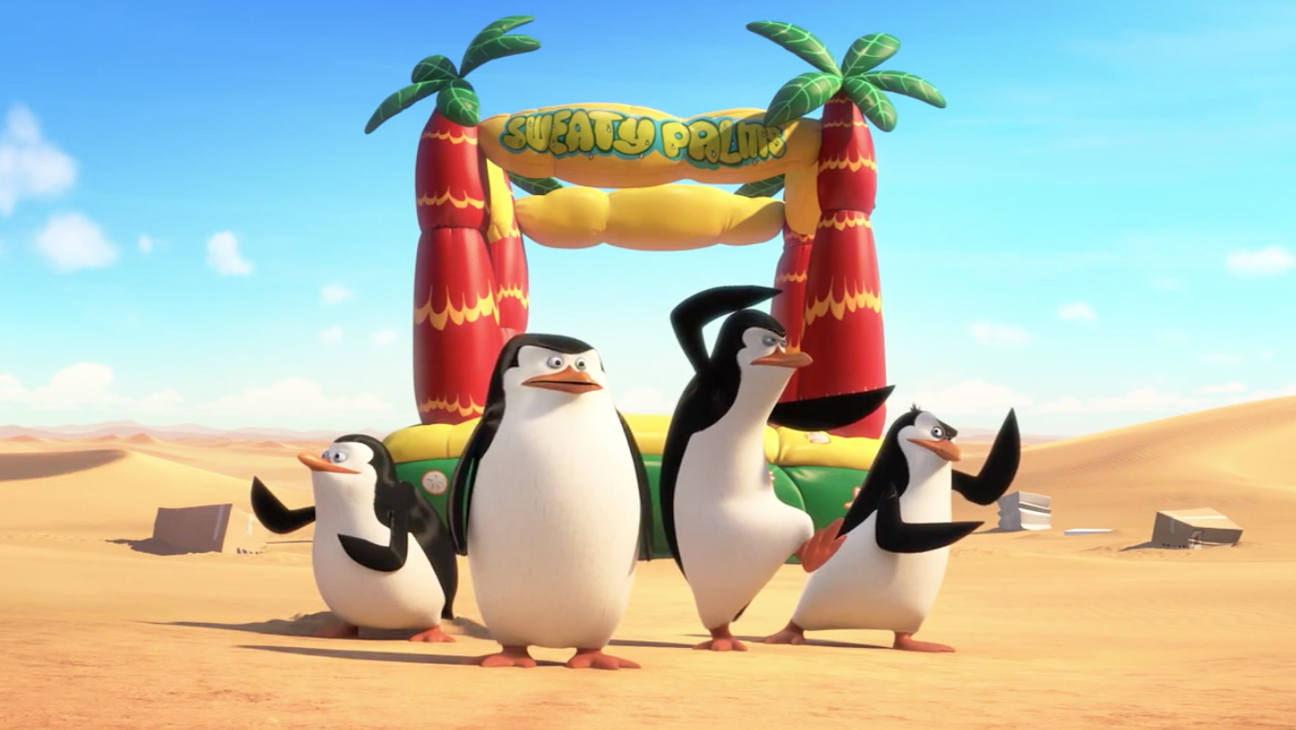 The Penguins Of Madagascar Latest Wallpapers | Wallpapers
