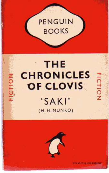the character of clovis sangrail in sakis short stories He is considered a master of the short story, and often compared to o henry and   it is said that they were most likely models for a few of his characters, notably ' the  saki's recurring hero clovis sangrail, a sly young man, overhears the.