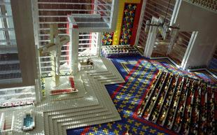 Lego Crystal Cathedral