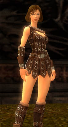 Stephen's female Guild Wars character