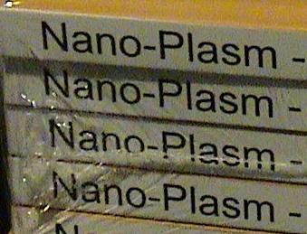 Nano-Plasm Books by Stephen Clarke-Willson