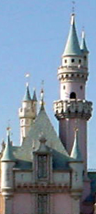 Picture of Disneyland Castle by DrStephenCW
