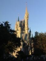 Walt Disney World Cinderella Castle (C) Stephen Clarke-Willson