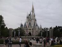 Tokyo Disneyland Cinderella Castle (C) Stephen Clarke-Willson