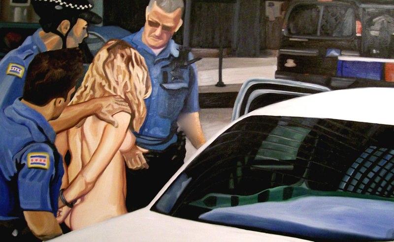 """""""Under Arrest"""""""