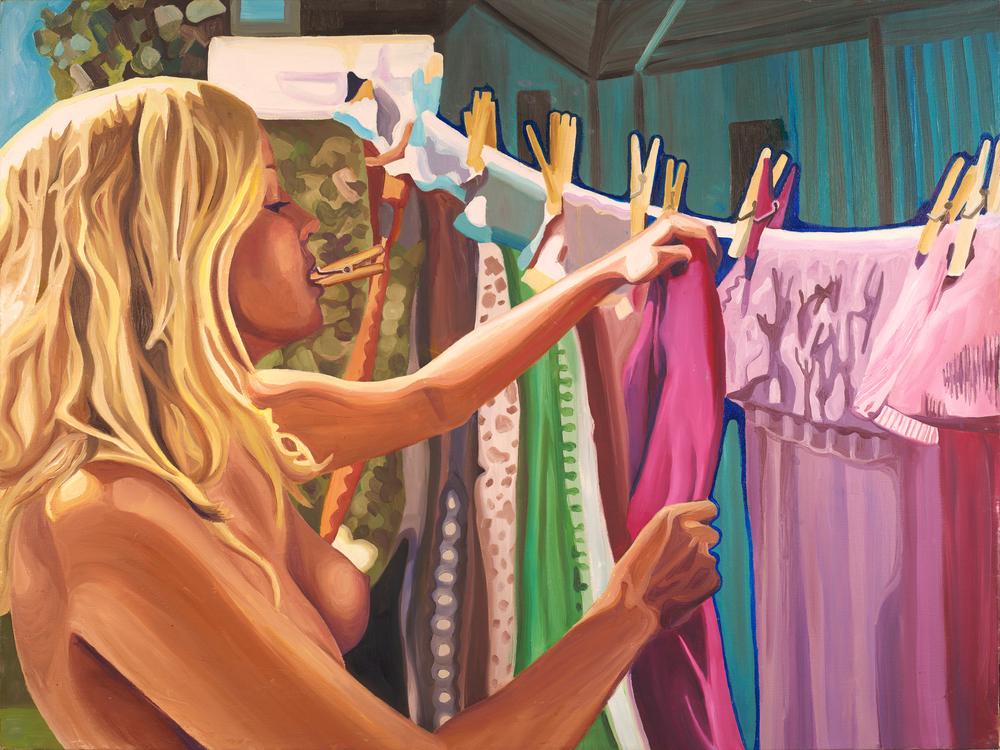 """Hanging Laundry."""