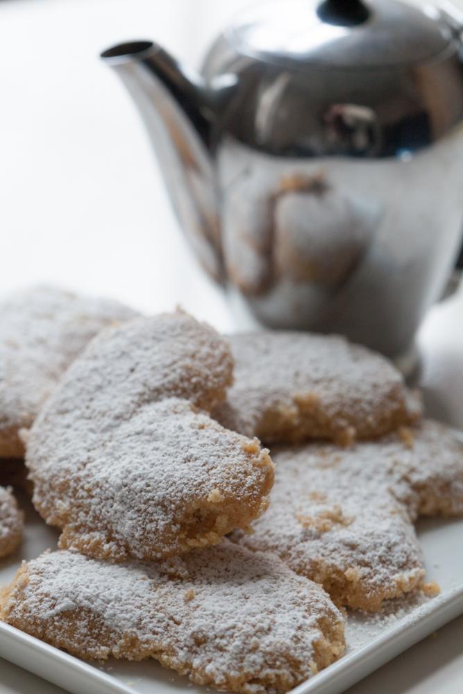 Gluten and Dairy Free Austrian Walnut Cookies