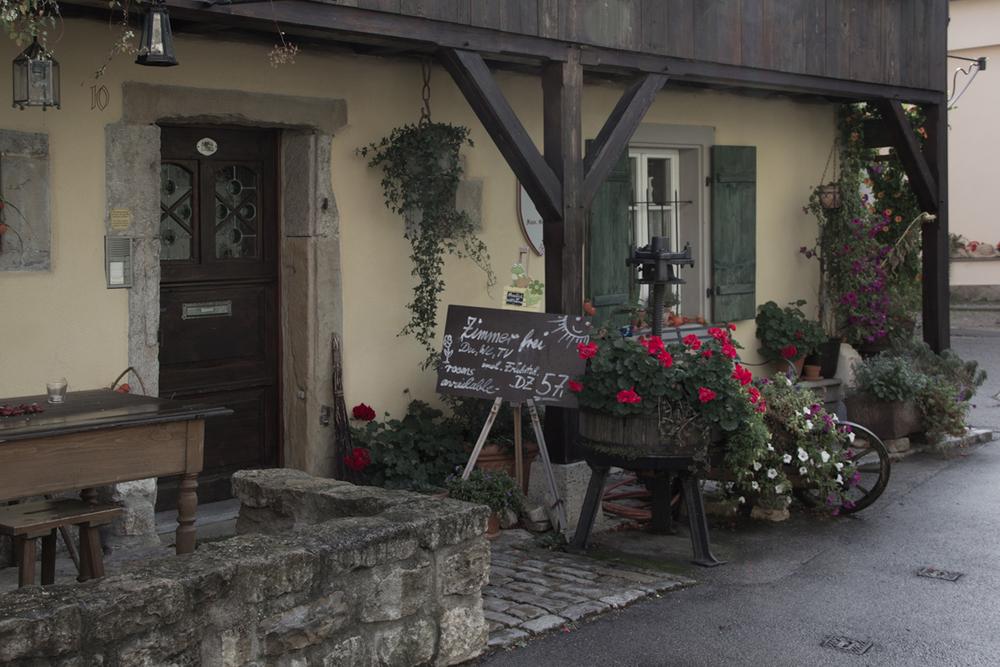 Traveling Igloo - Rothenburg ob der Tauber, Germany