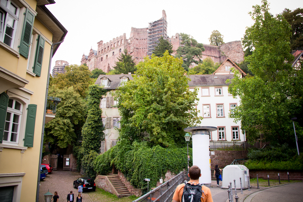 Traveling Igloo - Heidelberg, Germany