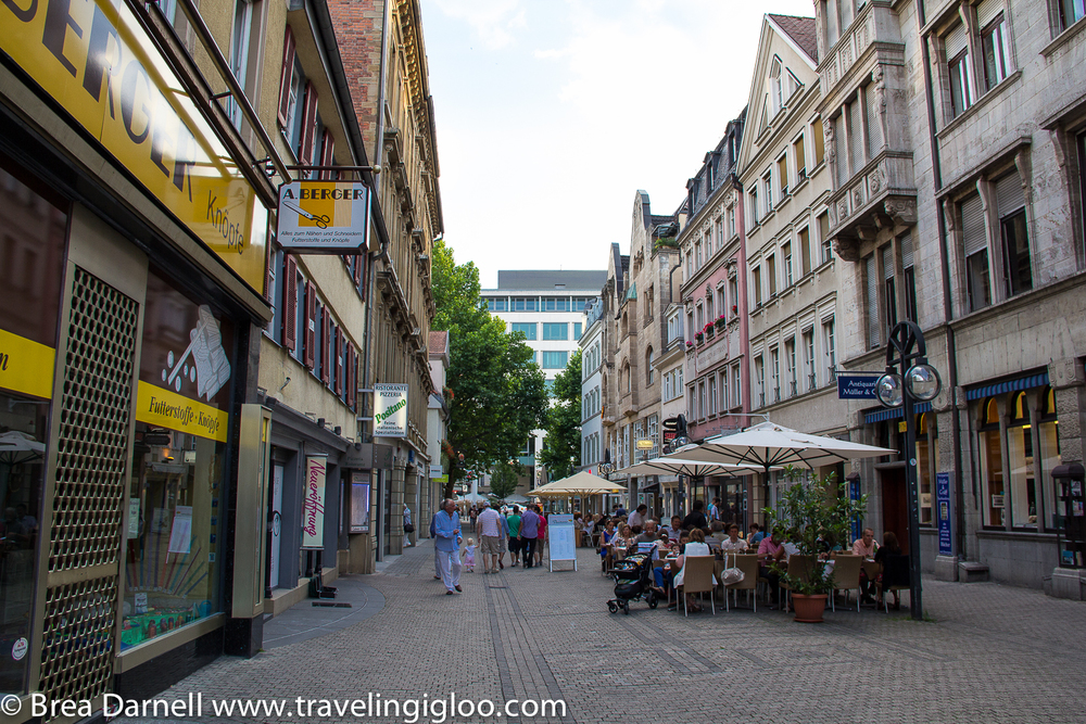 Stuttgart - Germany | Traveling Igloo | www.travelingigloo.com