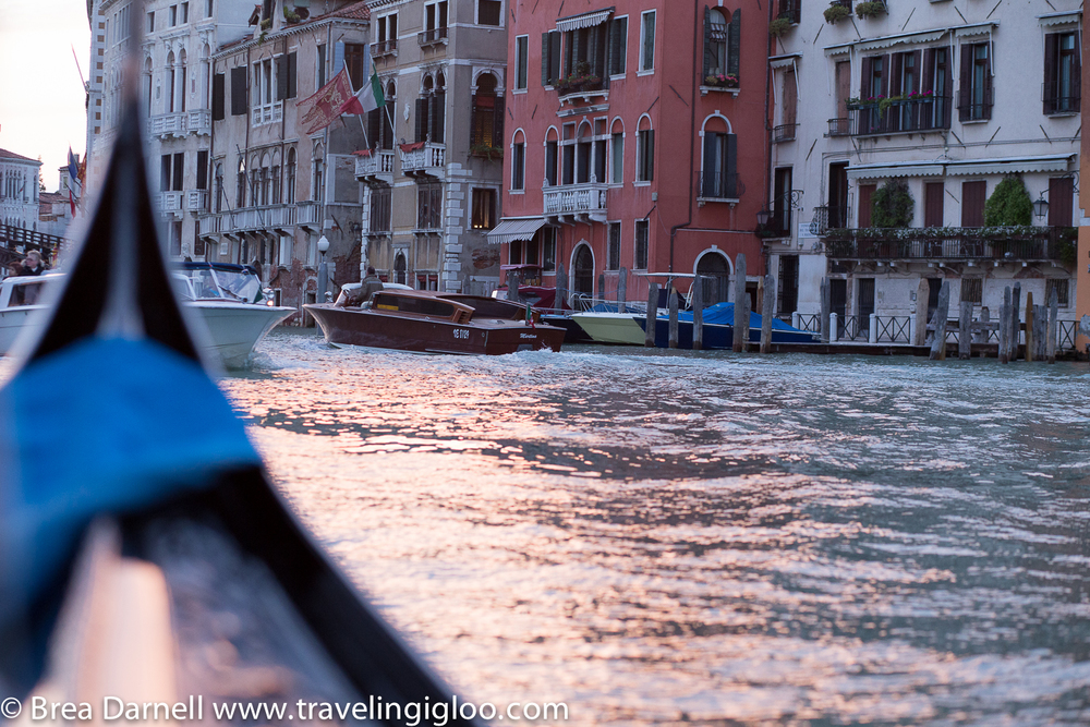 Traveling Igloo - Venice, Italy