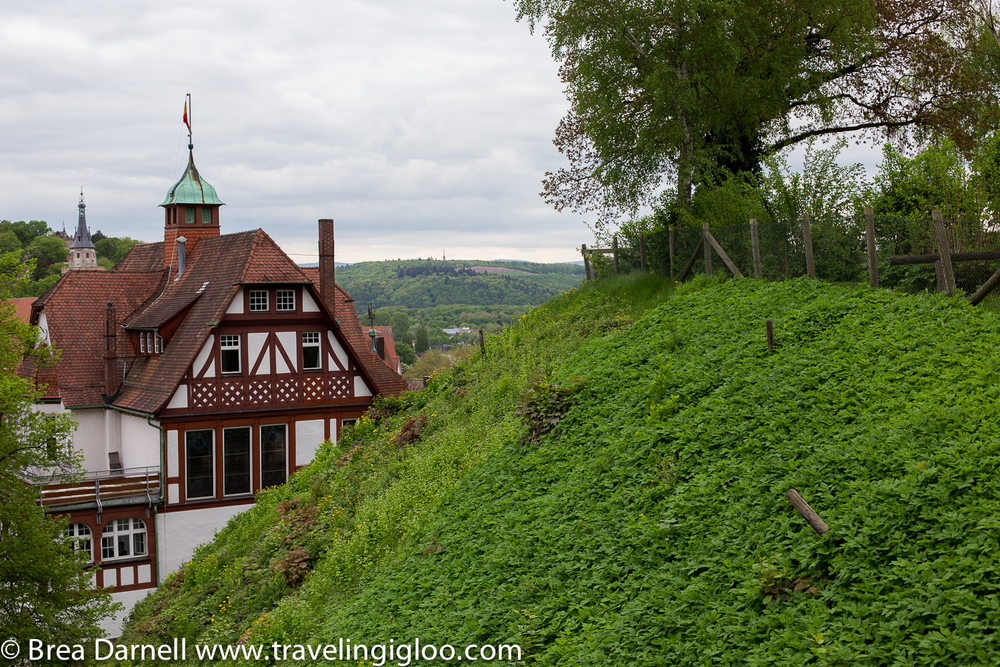 Traveling Igloo - Tubingen, Germany