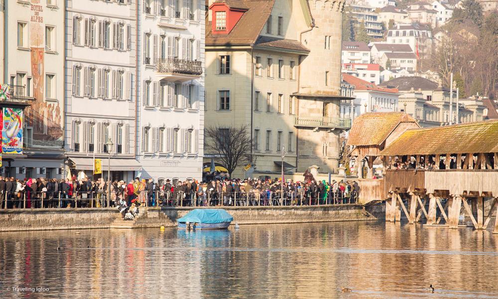 Lucerne-Carnival